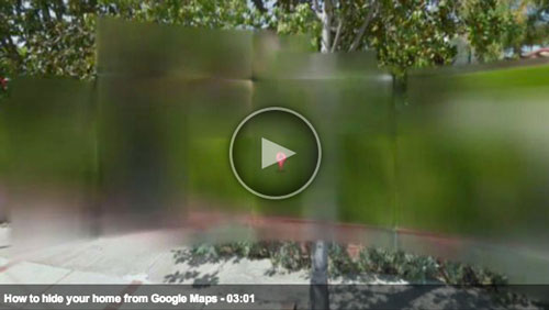 Google Maps Privacy: The secret to hiding your home