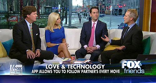 How to protect yourself from being tracked (Fox & Friends)