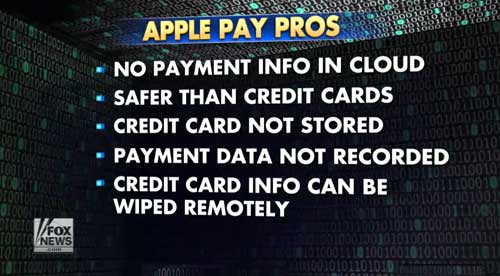 Is Apple Pay safe?