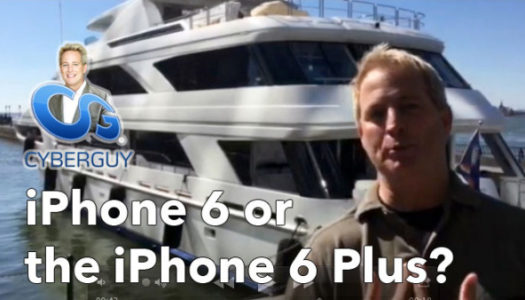 Ask Kurt: 3 Reasons iPhone 6 Plus Beats the iPhone 6