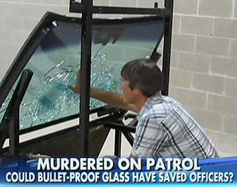 The Bulletproof Glass That Would Have Saved NYPD Officers (Fox & Friends)