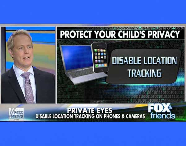 Tips for Protecting Your Children's Privacy Information Online (Fox & Friends)
