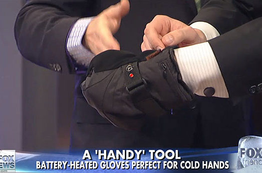 Cool Tech to Keep you Warm in the Winter