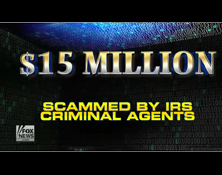 Dangerous IRS Scam Calls Unfolding On Your Phone (Fox & Friends)