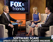 What You Should Do To Prevent Getting Hacked (Fox & Friends)