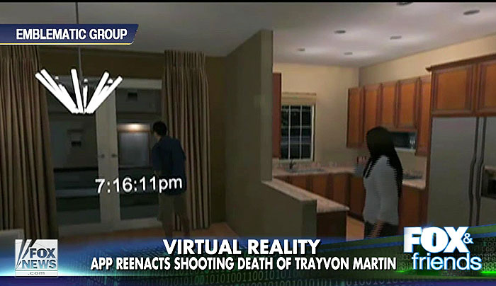 virtual reality app reenacts trayvon martin shooting cyberguy. Black Bedroom Furniture Sets. Home Design Ideas