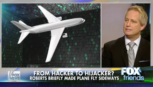 Can Airplanes Be Hacked?