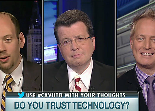 Is Trust in Technology fading