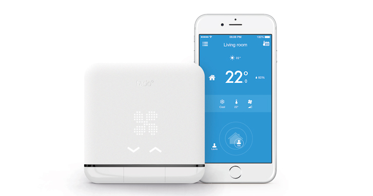 Cool Tech that Helps You Beat the Heat and Tado