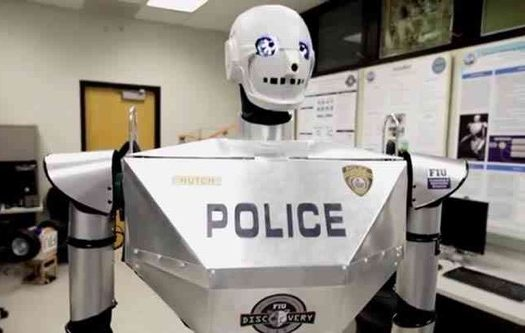 Real Life Robocop To Patrol The Streets