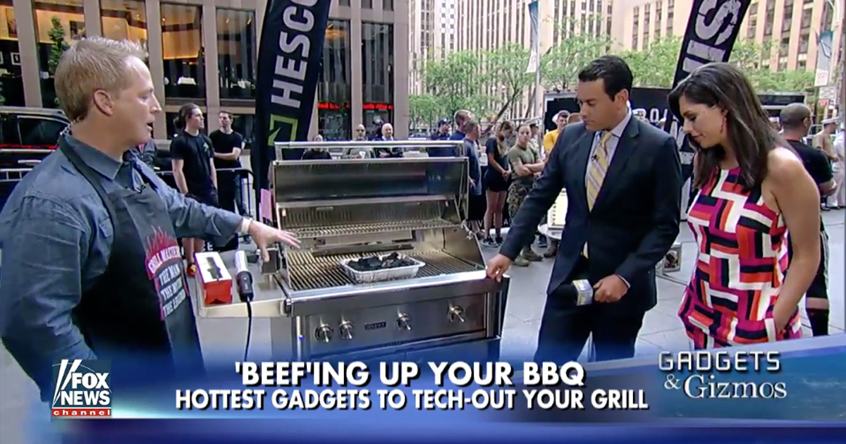 Best Summer BBQ Gadgets - CyberGuy