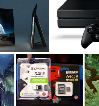 Best Gaming Technology from E3 Expo
