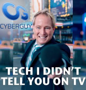 CyberGuy Podcast: Tech I Didn't Tell You on TV