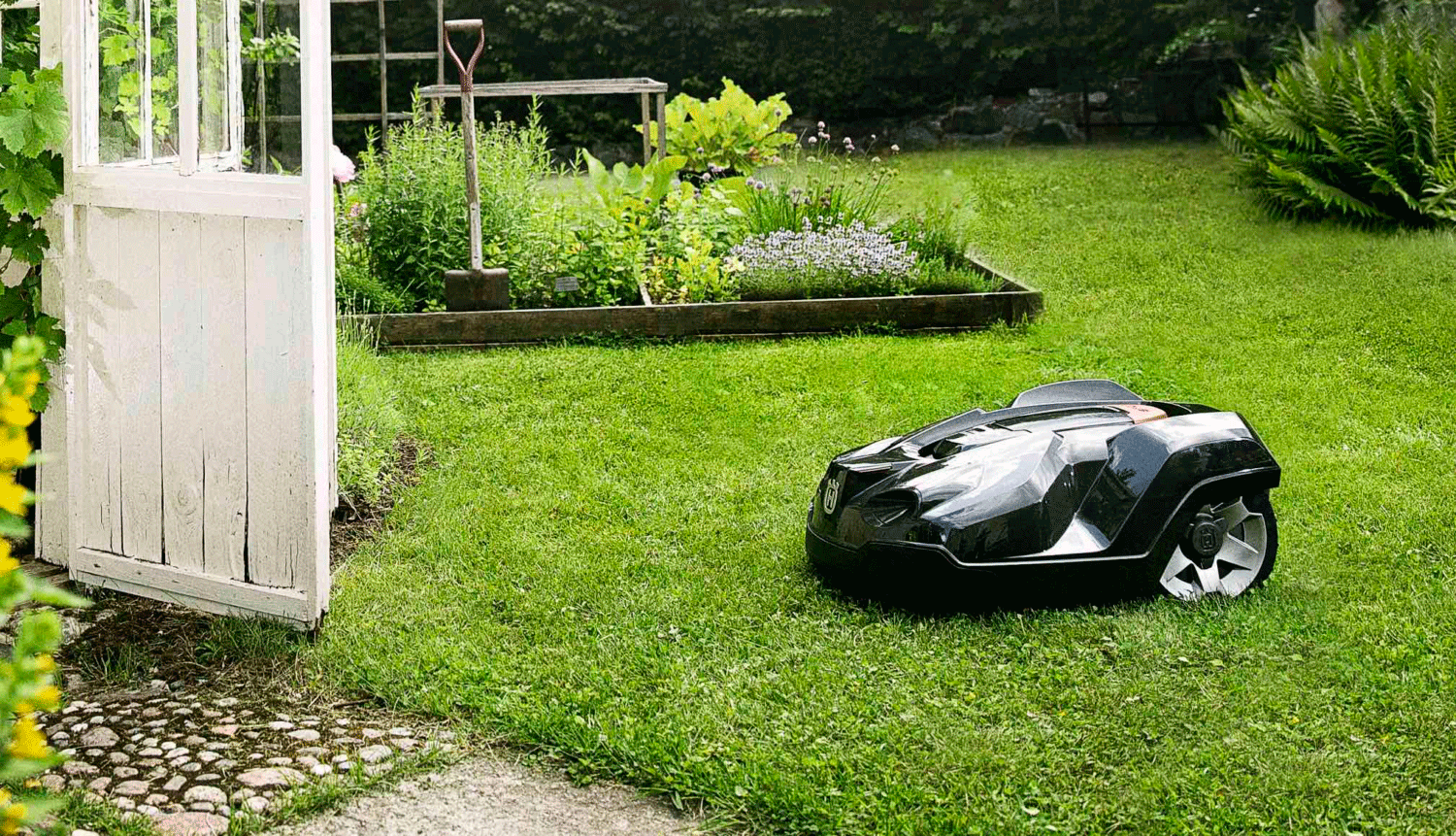 Best Father's Day Gift List: Husqvama Automower