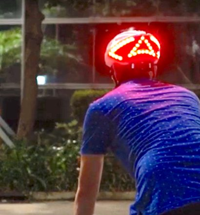 This Smart Bike Helmet Could Save Your Life: Lumos Smart Cycling Helmet