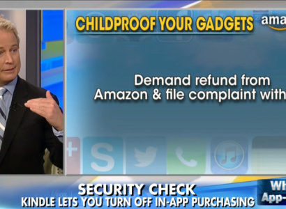 Tips to Childproof your Gadgets (Fox & Friends)