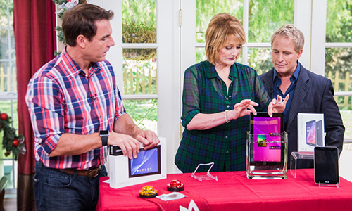 """Top Tech Picks for """"Christmas in July"""" (Hallmark)"""