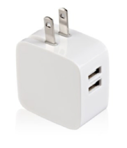 Powergen dual USB charger