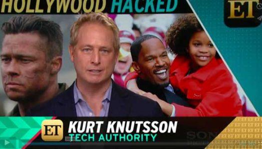 Sony Hack Attack: Annie & Brad Pitt's Fury Leaked Online