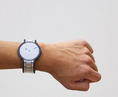 Sony's Secret FES Paper Watch