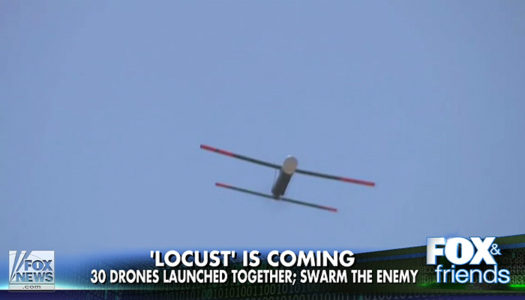 New Drone Technology Changes the Way We Fight Terror