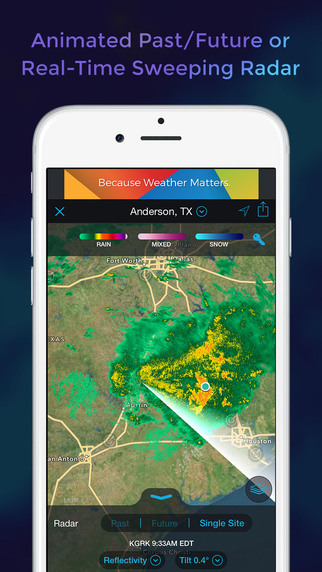 6 Weather Apps that Could Save Your Life
