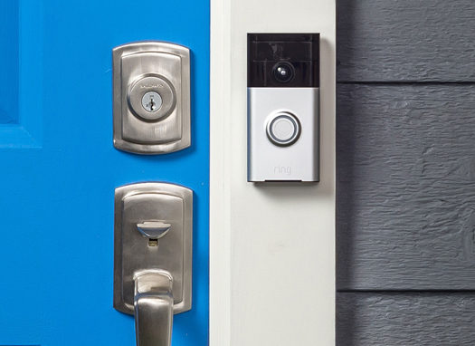 Wild Weather Survival Gear: Ring Video Doorbell
