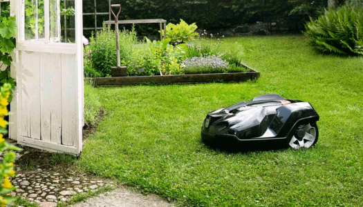 Robot Lawnmower Makes Best Father's Day Gift List