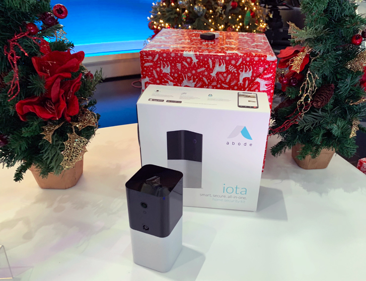 Best Home Security Systems: Abode IOTA Home Security