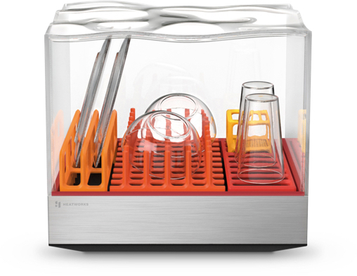 HeatWorks Tetra Countertop Dishwasher